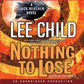 Two lonely towns in Colorado: Hope and Despair. Between them, 12 miles of empty road. Jack Reacher never turns back. It's not in his nature. All he wants is a cup of coffee. What he gets is big trouble. So in Lee Child's electrifying new novel, Reacher - a man with no fear, no illusions, and nothing to lose - goes to war against a town that not only wants him gone, it wants him dead.