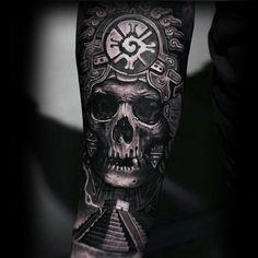 80 Mayan Tattoos For Men                                                       …