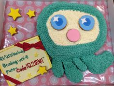 CodeIQ キュラゲちゃんのケーキ