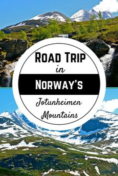 This historic road (a.k.a. County Road 55)– which runs from the pastoral villages of the Sognefjord to the lush landscapes of Bøverdalen valley– has connected the eastern and western regions of Norway for centuries. It's surrounded on all sides by majestic mountains, green fields and waterfalls.