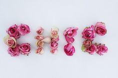 Chic floral photography flower art fashion by PetalsandJasmine