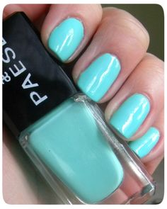 Paese odcień 191 #nails #nailart #nailpolish