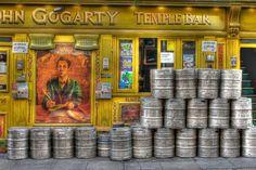 Oliver St. John Gogarty pubi Temple Barissa. Kuva: psyberartist, flickr.com, CC BY 2.0.