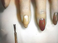 Makeup artist Ern Westmore offers some vintage nail polish tips. How to paint nails, do a quick nail repair or apply false nails London School Of Fashion, 1960s Makeup, Fiberglass Nails, Yacht Fashion, Vintage Nails, Hollywood Makeup, Nail Repair, Manicure At Home, Nail Wraps