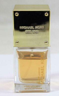 Michael Kors GLAM Jasmine Eau De Parfum Spray Perfume And Cologne, Michael Kors, Parfum Spray, Jasmine, Lotion, Container, Link, Makeup, Ebay