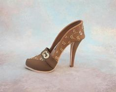 Gorgeous sugar shoe