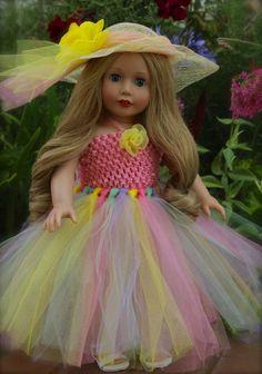 "Harmony Club 18"" Doll Cadence Rose. Visit her at www.harmonyclubdolls.com"
