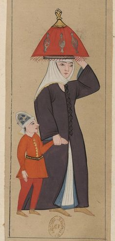 [Recueil de costumes turcs et de fleurs] Sujet : Turquie. Costumes Type : image fixe Format : 2 Vol. Format : image/jpeg Droits : domaine public Identifiant : ark:/12148/btv1b69358215