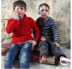 #Aleppo#Syrië#War Oh, Lord, have mercy and save the innocents. In Jesus' Name, amen.
