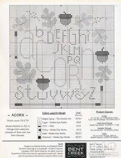 chicas tengo muchos patrones d punto d cruz (pág. 350) | Aprender manualidades es facilisimo.com