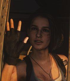 Valentine Resident Evil, Resident Evil Girl, Resident Evil 3 Remake, Jill Valentine, Valentines Art, Resident Evil Franchise, Final Fantasy Girls, Ryu Street Fighter, Leon S Kennedy