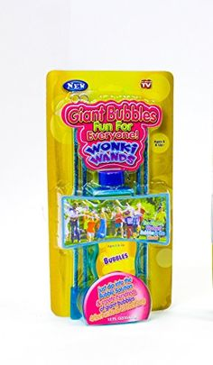 Wonki Wands Giant Bubble Wand Toy - Big Soap Bubble Outdo... https://www.amazon.com/dp/B00XWTDTQI/ref=cm_sw_r_pi_dp_x_QbN8xbFEM06P3
