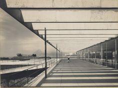 Affonso Eduardo Reidy, Museum of Modern Art di Rio de Janeiro, Brasile, 1934-1947 ©Núcleo de Documentação e Pesquisa – Faculdade de Arquitetura e Urbanismo da Universidade Federal do Rio de Janeiro