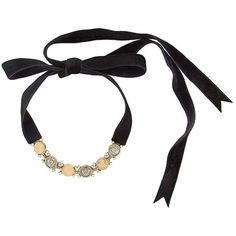 Erickson Beamon 'Spare Change' choker (41.765 RUB) ❤ liked on Polyvore featuring jewelry, necklaces, black, velvet necklace, velvet choker, velvet jewelry, choker jewelry and velvet choker necklace