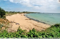 Plage des Vieilles (Ile d'Yeu, Vendée)