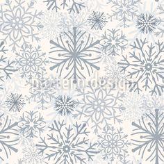 Schneeparadies Vektor Design by Marina Zakharova at patterndesigns.com Vektor Muster, Surface Design, Pattern Design, Tapestry, Cold, Patterns, Winter, Home Decor, Vectors