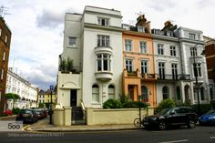 London England by alesiad3  architecture british building camden city colourful england english europe houses london primrose hi