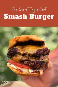 Gourmet Burgers, Beef Burgers, Grilling Recipes, Cooking Recipes, Fun Cooking, Crockpot, Griddle Recipes, Great Recipes, Favorite Recipes
