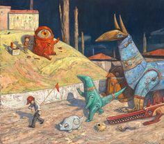 Nunca llegues tardes a un desfile. LAS REGLAS DEL VERANO ISBN: 978-84-15208-46-4 / Autor: Shaun Tan / Ilustrador: Shaun Tan