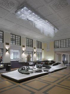 Affinia Manhattan Hotel - Lasvit
