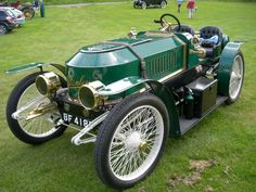 Stanley Steamer - 1902 to 1924