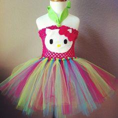 Hello Kitty TuTu