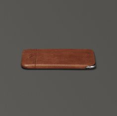 Heritage UltraSlim Leather iPhone 6 Plus Phone Case | Sena Cases