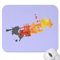 Forget the fact that this is a mousepad... I think it would make a great watercolor tattoo.