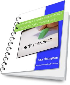 """#Stress: Get a FREE copy of my Ebook """"10 Mistakes #Young People Make that STRESS THEM OUT"""" www.NextGenCounseling.com/freegift"""