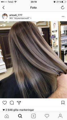 Balayge Blond, Dark Brunette Balayage Hair, Ashy Hair, Blonde Hair Looks, Brown Blonde Hair, Hair Color Balayage, Hair Highlights, Light Ashy Brown Hair, Ashy Balayage