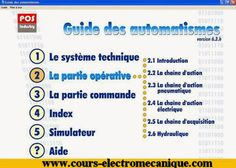 Guide des Automatismes ~ Cours D'Electromécanique