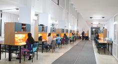 Ankara Üniversitesi - Cumhuriyet Öğrenci Evi - 12.10.1999 tarihinde hizmete açılmıştır. 172 adet yatak kapasitesine sahip olup kız öğrencilere hizmet vermektedir. 14 adet iki kişilik, 48 adet üç kişilik olmak üzere toplam 62 oda bulunmaktadır. Öğrenci Evinde her bir öğrenciye ait yatak, çalışma masası, iki adet etajer, gardırop, sandalyenin yanı sıra ortak kullanılan buzdolabı, televizyon, telefon, ayakkabılık, yemek masası bulunmaktadır.