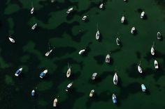 Sydney from a blimp: a bird's eye view of Australia's harbour city