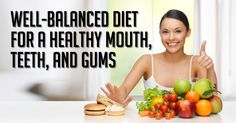 Eat a #well-balanced #diet which limits starchy or sugary foods, It produces plaque acids that can cause #tooth #decay. When you eat these foods, try to eat them with your meal or else of as a snack the extra #saliva make a meal helps rinse food from the mouth.