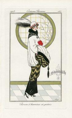 Journal des Dames et des Modes 1913