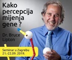 Dr Bruce Lipton - seminar u Zagrebu! Lipton, Nice, Author