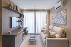 sala apartamento pequeno Carpaneda Nars