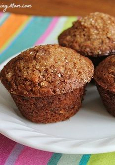 Apple Butter Muffins -- these are delicious and freeze well, too!