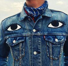 Ricardo Cavalo - Eyes of jacket