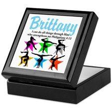 UPLIFTING GYMNAST Keepsake Box Personalized Gymnastics keepsake and jewelry boxes décor to delight your beautiful Gymnast. http://www.cafepress.com/sportsstar/10114301 #Gymnastics #Gymnast #WomensGymnastics #Gymnastgift #Lovegymnastics #PersonalizedGymnast