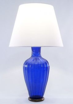 Table lamp - Blue BUY IT NOW ON www.dezzy.it!