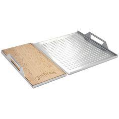 Jim Beam Cedar Plank Grill Topper Set – MNM Gifts
