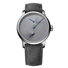 Louis Erard - Le Regulateur Louis Erard x atelier oï | Time and Watches | The watch blog Watch Blog, Elegant Watches, Cool Watches, Dress Watches, Leather, Accessories, Atelier, Jewelry Accessories