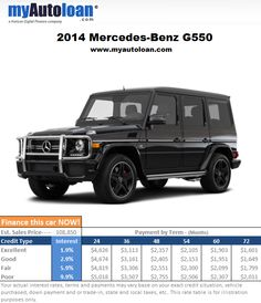 Wrangler versus the G550.. Which would you buy? Finance it now at www.myautoloan.com