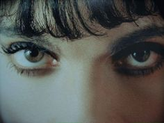 Hello beautiful eyes
