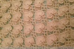 Gorgeous crochet stitch <3 ♡ Teresa Restegui http://www.pinterest.com/teretegui/ ♡