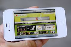 Ubergizmo se pose la question de savoir si le prochain iPhone aura oui ou non un écran de 4,6 pouces...(cliquez sur la photo pour aller sur l'article). Moi personnellement, il me parait évident que le nouvel iPhone aura un écran + grand. On devrait, je l'espère, ainsi, apprécier une + jolie et + lisible mise en page des sites WEB optimisés mobiles. Quant au choix d'integrér oui ou non, un écran OLED, je m'en remet à Apple, en qui j'ai toute confiance... U':-r