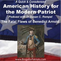 The Fatal Flaws of Benedict Arnold