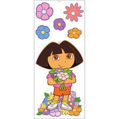 Nickelodeon - Dora Stickers