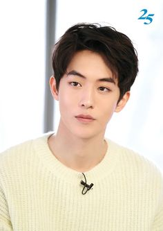 why is his face so perfect 😭 Nam Joo Hyuk Smile, Kim Joo Hyuk, Nam Joo Hyuk Cute, Jong Hyuk, Nam Joo Hyuk Wallpaper, F4 Boys Over Flowers, Joon Hyung, Bride Of The Water God, Handsome Korean Actors